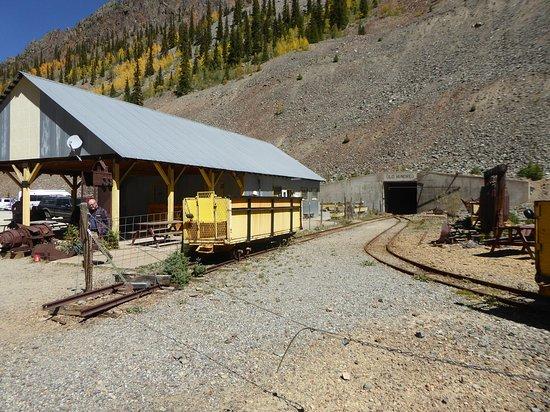 Old Hundred Gold Mine Tour: Tunnelöppningen