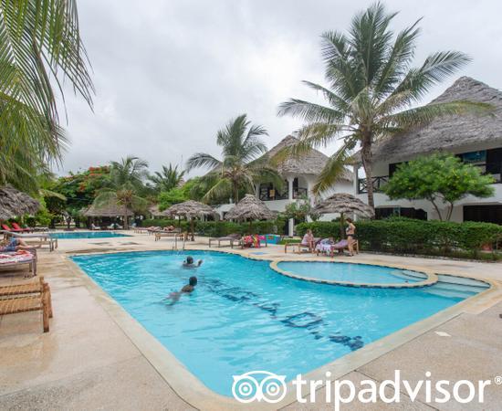 The Pool at the La Madrugada Beach Resort