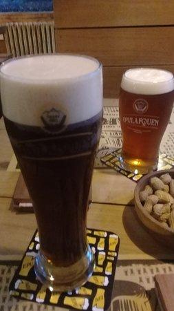 Cerveza de trigo negra