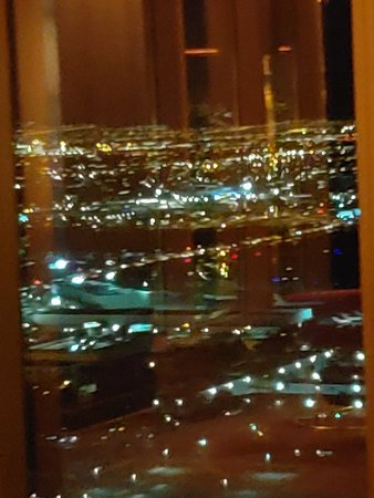 What a spectacular view 64 flights up