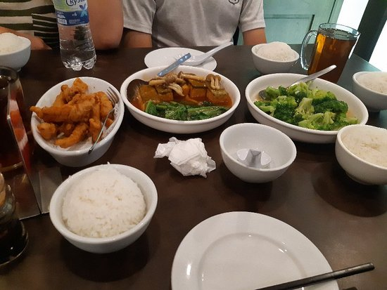 Chuan Tin Supermal Karawaci: The good taste of Chinesee menu