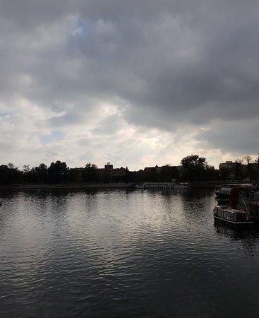 Zegluga Pasazerska Wroclaw: Nice river cruise