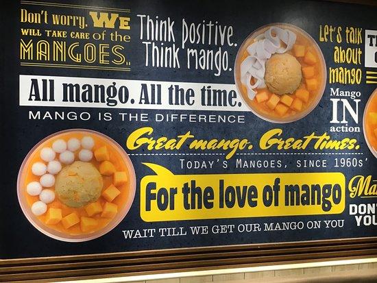 Hui Lau Shan: Mango