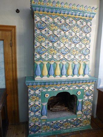 Gzhel Museum: Уникальной красоты изразцы