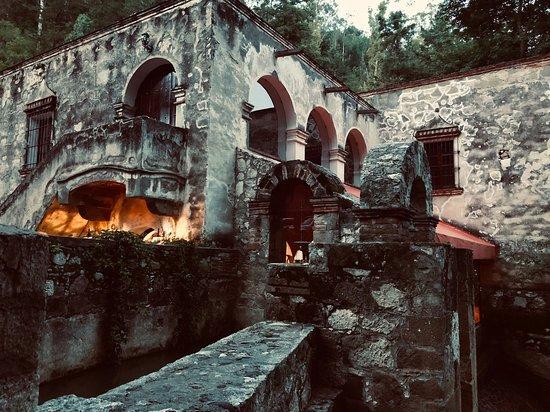 fachada de Molino de los Reyes