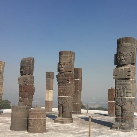 Los Atlantis de Tula