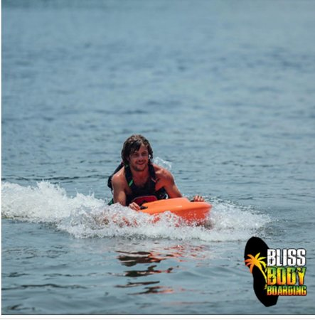 Jetz Jamaica - Bliss Body Boarding