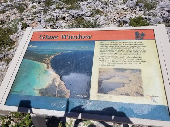 Pink Sands Escape: Eleuthera and Harbour Island: Glass window bridge