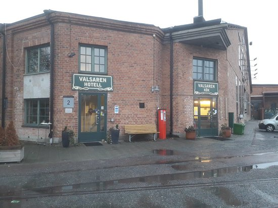 Foto de Hotell Valsaren
