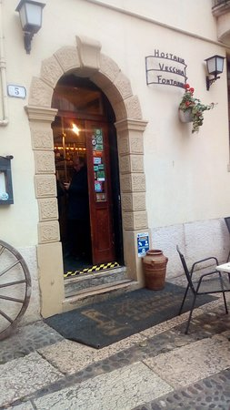 Верона, Италия: Hostaria Antica Fontanina
