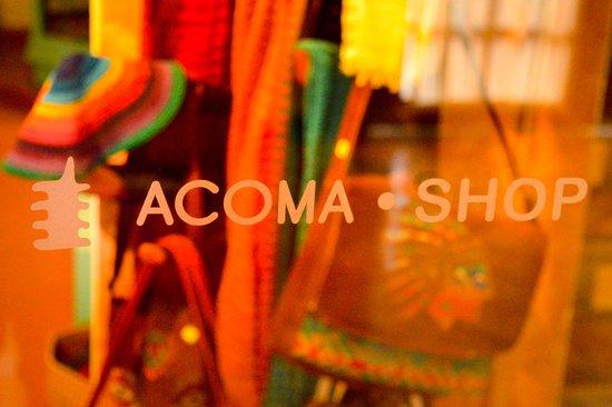 Hotel ACOMA: Acoma Shop Tienda de Artesanías