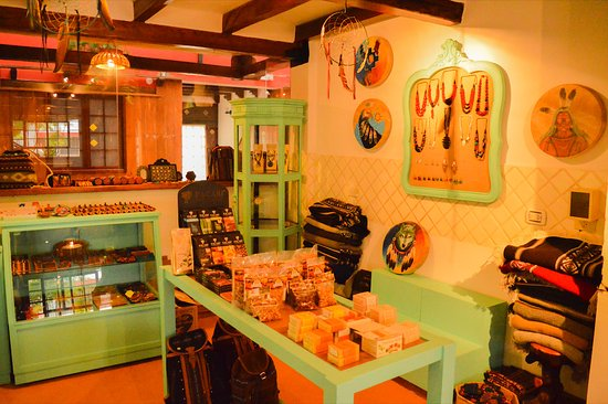 Hotel ACOMA: Acoma Shop, tienda de artesanías