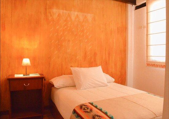 Hotel ACOMA: Habitación Matrimonial