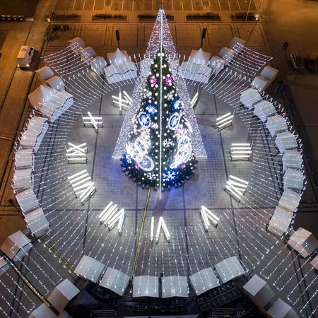 Старый город: Christmas is coming to Vilnius!