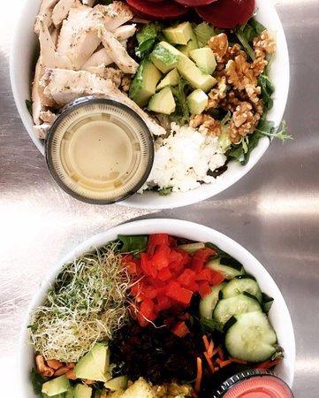 Cafe Hermosa Salad