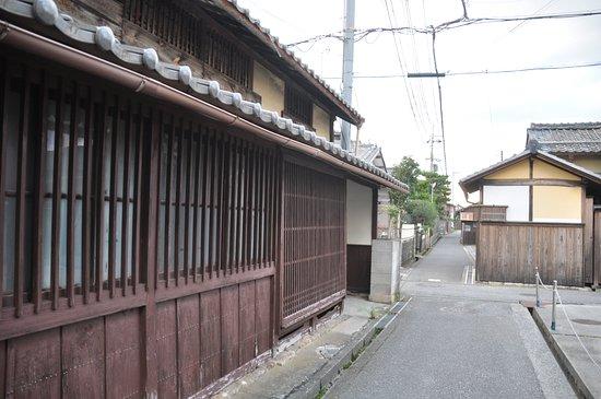 Former Hikone Clan Ashigaru Team Residence