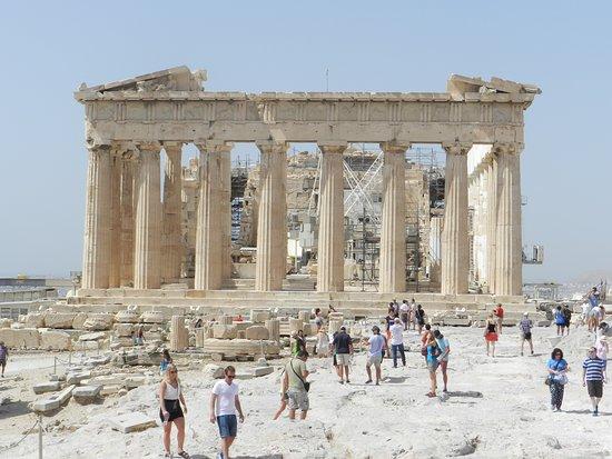 El Partenon, visita obligada estando de paseo en Atenas
