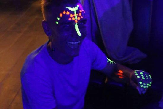Neon Glow Nights
