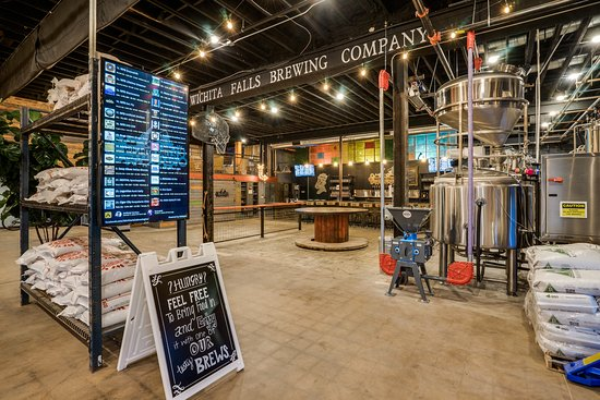 Wichita Falls Brewing