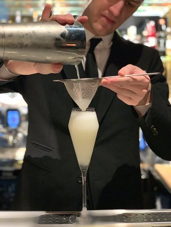 You are welcome to try our signature and classic cocktails using only the highest quality ingredients and mixed with perfection and good mood! :)