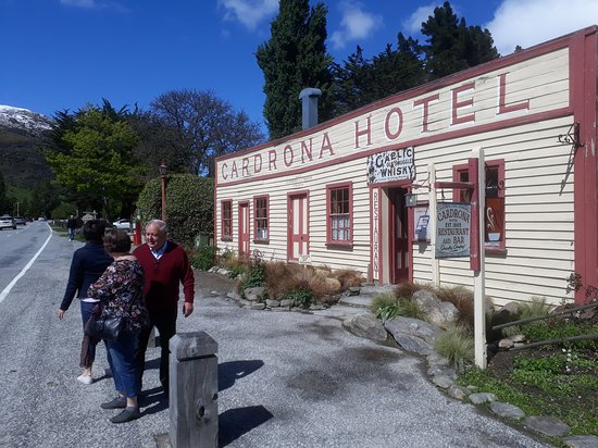 Cardrona Hotel: Do we really have to leave?????? Until next time!
