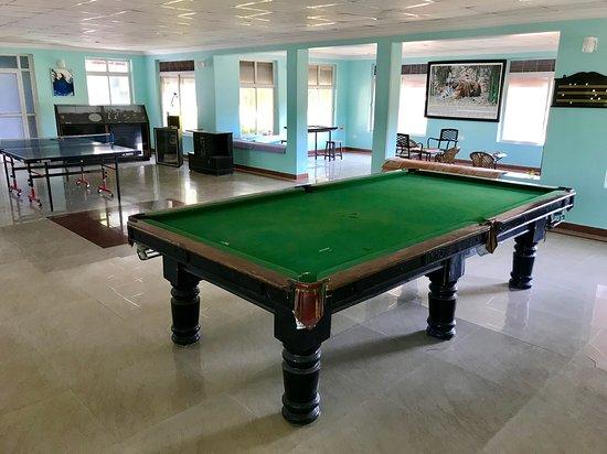 Recreation area