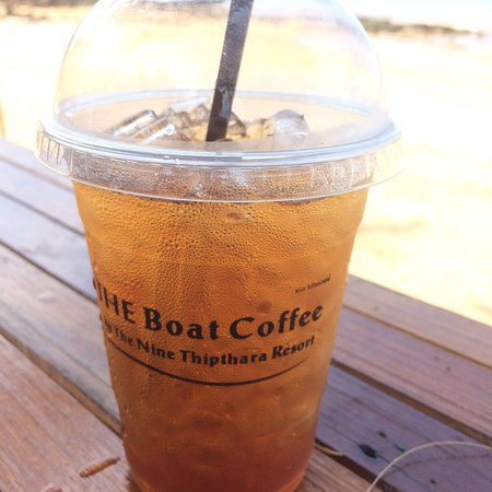 The Boat Coffee by The Nine Thipthara Resort Photo