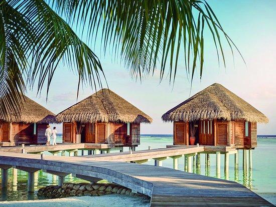 Dhidhoofinolhu Island: Spa