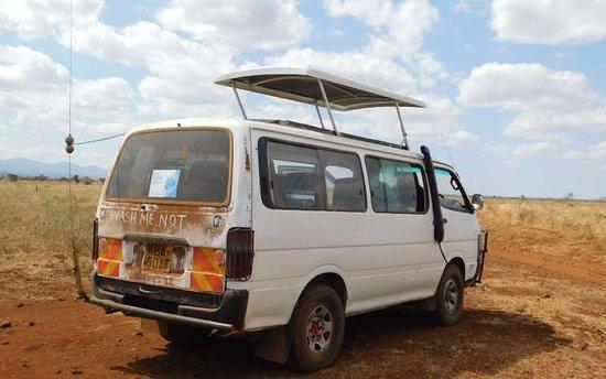 Meru National Park照片