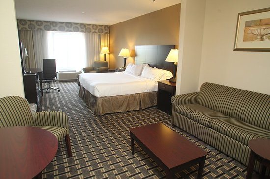 Pembroke, Carolina del Norte: Guest room