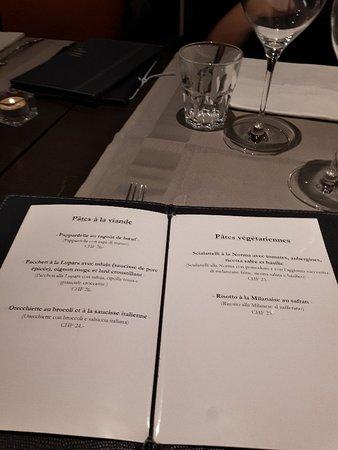 Restaurant Saffron Photo