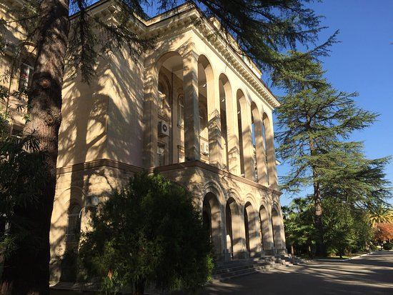 Residencial Buiding of President of Abkhazia: Residential Building of President of Abkhazia