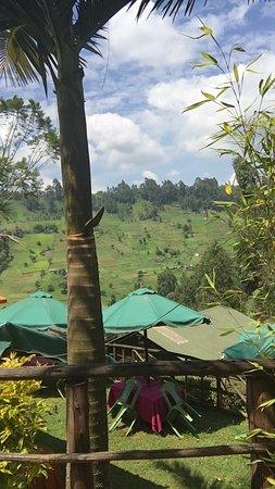 Gacharageini, Quênia: Restaurantbereich