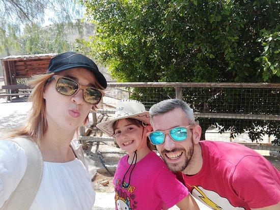 Oasys MiniHollywood: Almeria + Oasis mayo 2018