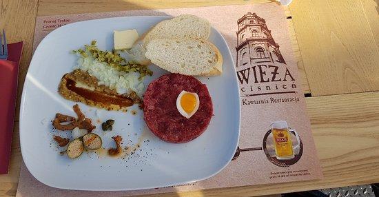 Plock, Польша: Wieża Ciśnień Kawiarnia Restauracja