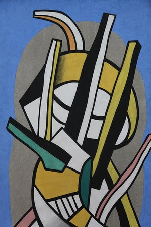 Musee National Fernand-Leger: Экспонат