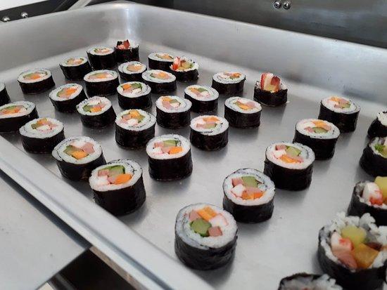 Kimbap(Buffet)