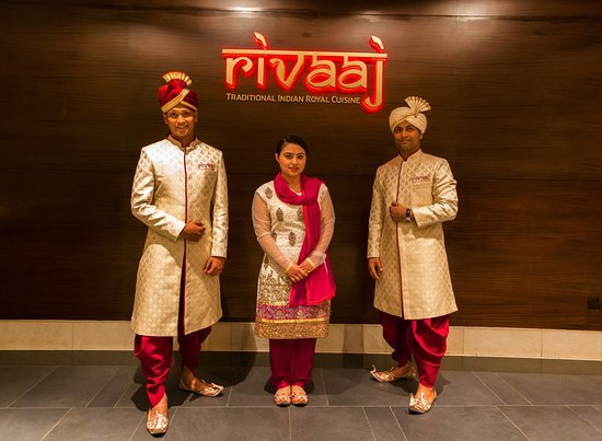 Rivaaj's aristocratic minders.