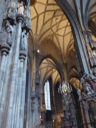 Intérieur gothique