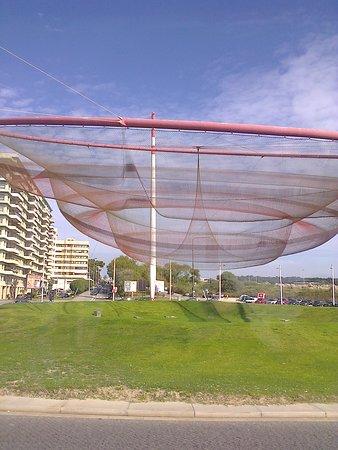 Oporto: Rete da pesca monumentale