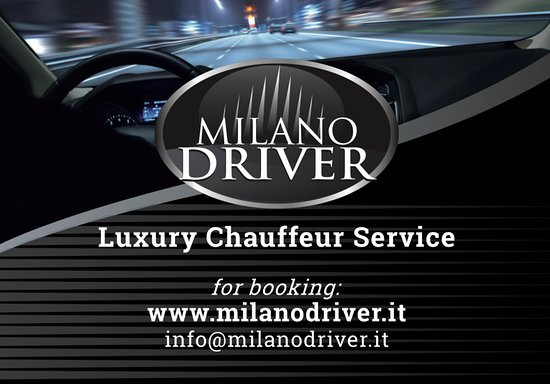 Milano Driver Ncc