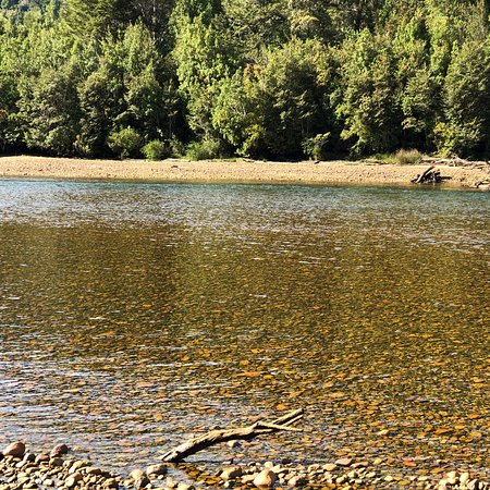 Queulat National Park, Chile: Posada Estuario Queulat
