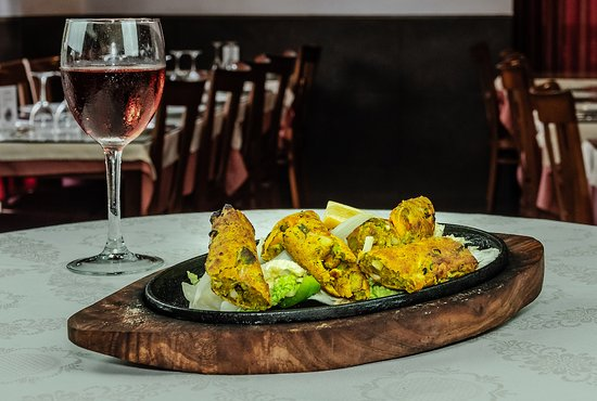 Maharaja Restaurante: Indian food