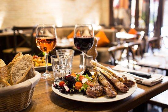 Restaurant Le LOFT: Plat