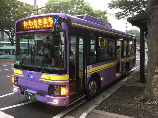 Takeya Kotsu Sendai Seibu Liner