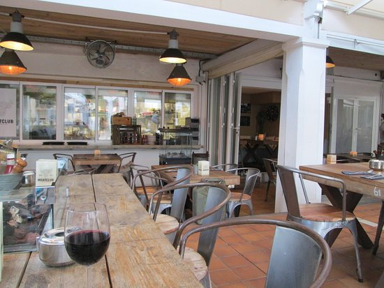 Restaurant Meatclub Mallorca: Tables