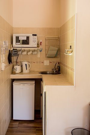 Riverview Room  Fully equipped kitchenette