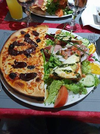 Restaurant le parma pizzeria du port dans le lavandou avec cuisine fran aise - Restaurant le lavandou port ...