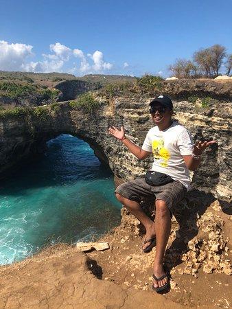 Broken Beach, Nusa Penida island