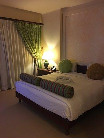 Siva Port Ghalib: Chambre (room 1354)